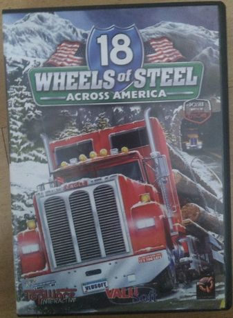 gra komputerowa symulator ciężarówki 18 wheels of steel across america