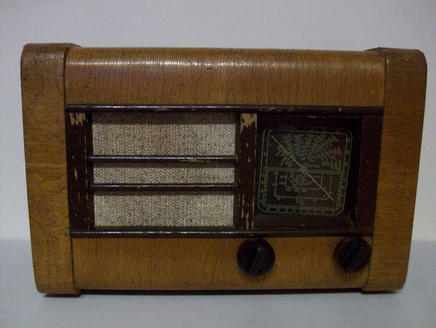 Radio lampowe Pionier U3 (Mazur)