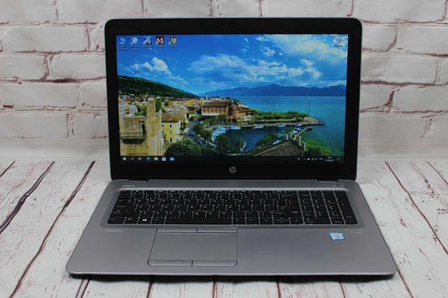 Игровой ноутбук ультрабук HP 850 g3 15.6 / i5 / 8 gb DDR4 / 500 HDD /