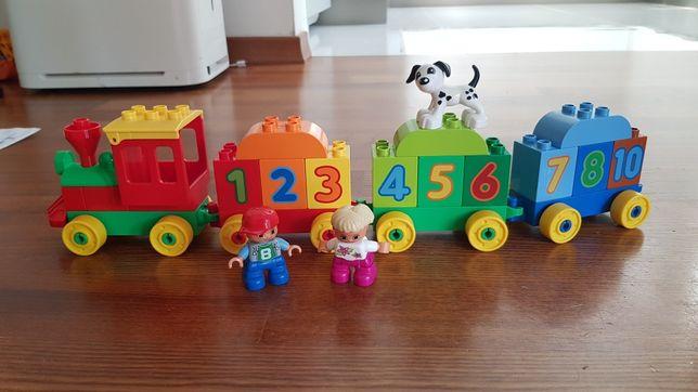 Pociąg lego duplo 10847