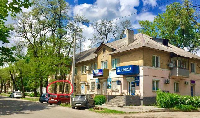 Центр города  Красная линия