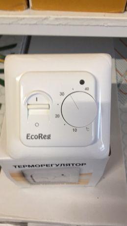 Механічний Терморегулятор Eco Reg для теплого пола, опт. ціна від 5шт.