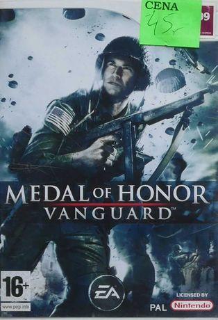 Gra na Nintendo Wii i Wii U: Medal of Honor: Vanguard