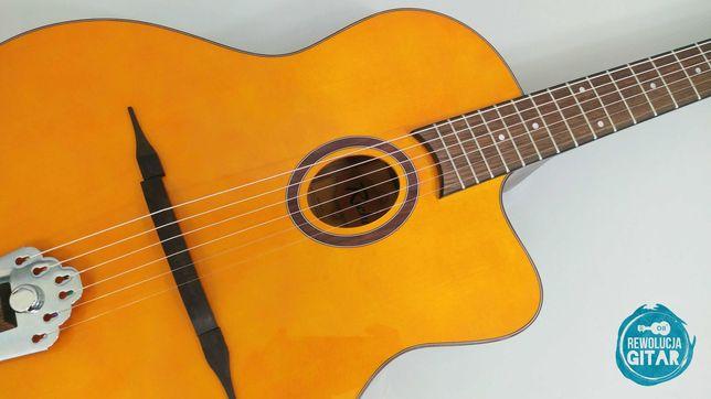 Gitara Gypsy Jazz Richwood RM-70-NT zobacz NAGRANIE