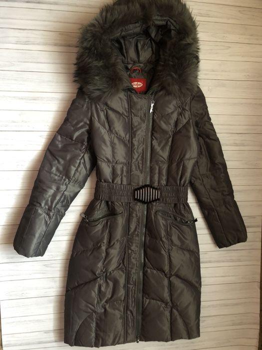 Зимняя куртка, теплое пальто, куртка Полтава - изображение 1