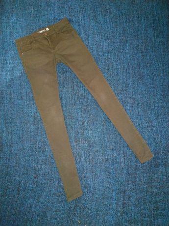Скинни, джинсы Hema 11-12-13 лет, размер XS-S, рост 152