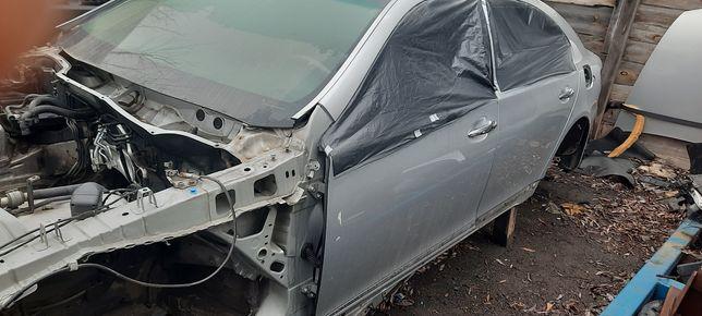 Кузов з документами Lexus ls460
