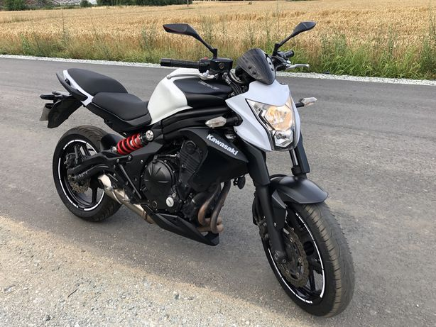 Kawasaki ER6 N 650 Nowy Model 2013r gladius mt z750 z800