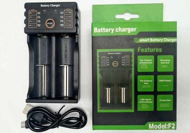 Оригинал! Зарядное устройство зарядка 18650 power bank для Vape вейп