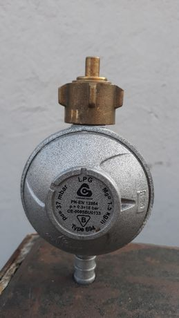 Reduktor do butli gazowej.