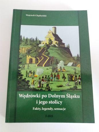 W.Chądzyński - Wędrówki po dolnym śląsku i okolicy.