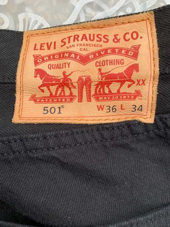 Spodnie jeansowe Levi's 501