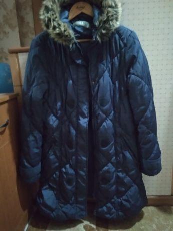 Куртка, пуховик тепла