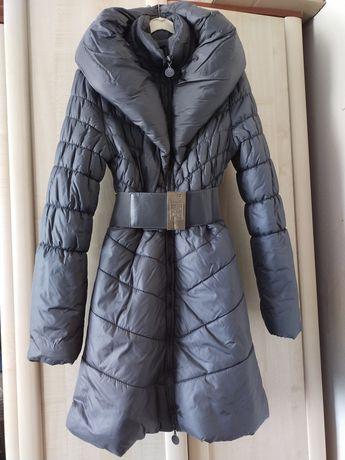 Płaszcz zimowy super stan