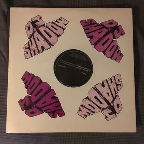 DJ Shadow - mo wax records