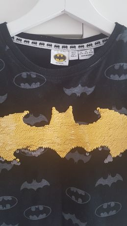 Bluzka tshirt roz 146 chlopieca f&f