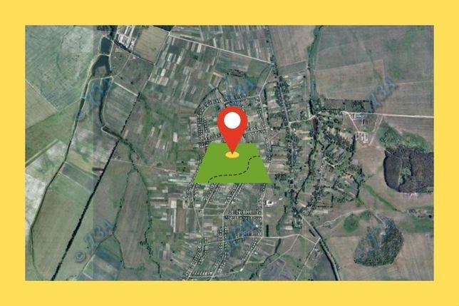 Продаж земельної ділянки в межах години їзди від Києва і Житомира