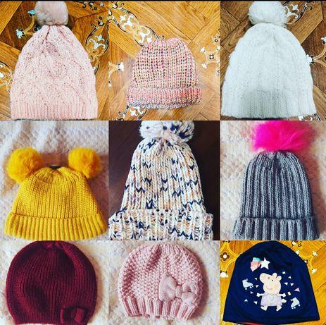 Шапка,шапочка,осенняя,весенняя, на 1-3 года и 3-6 лет