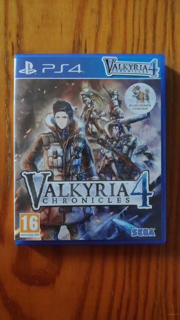 Valkyria 4 Chronicles PS4