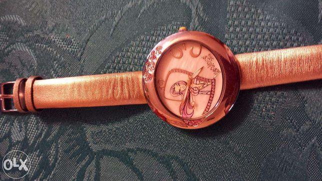 Zegarek dziewczęcy.