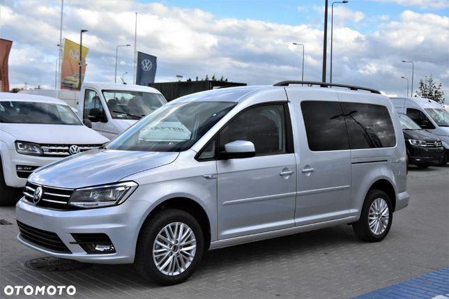 Volkswagen Caddy MAXI Comfortline, czujniki, kamera, aktywny...