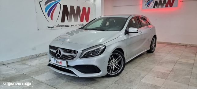 Mercedes-Benz A 180 CDi BE Edition AMG Line