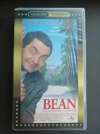 Dvd Mr. Bean um autêntico desastre