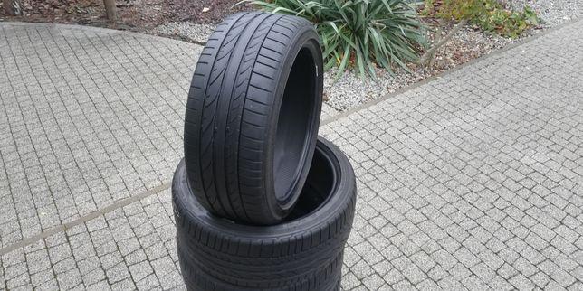Okazja 4 używ opony Bridgestone Potenza re-050a 225 40 r18 92w Runflat