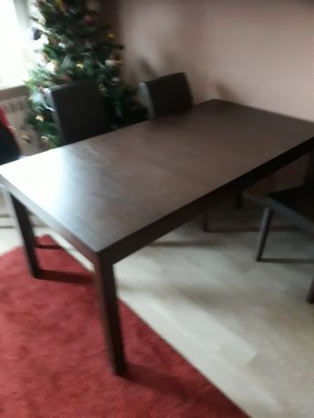 Duży stół do jadalni, salonu Ikea