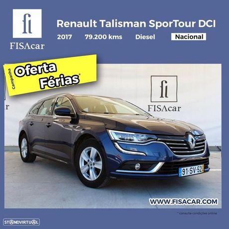 Renault Talisman Sport Tourer DCI Pack Business