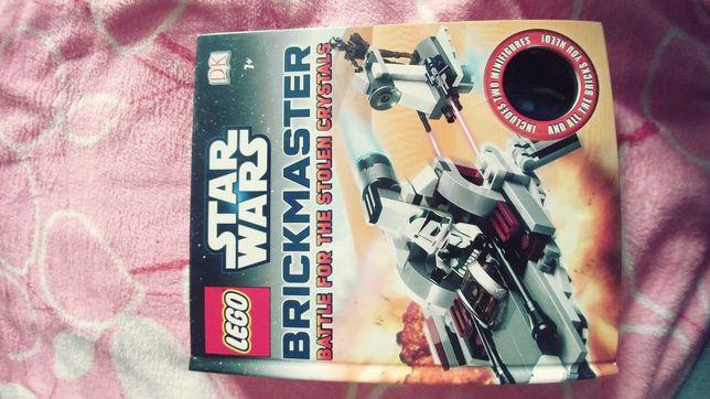 Книги Lego, журнали Lego, інструкції Lego
