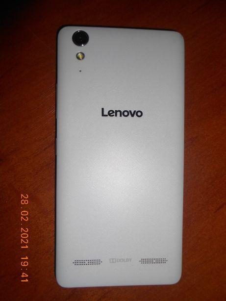Lenovo A6010. Белый.