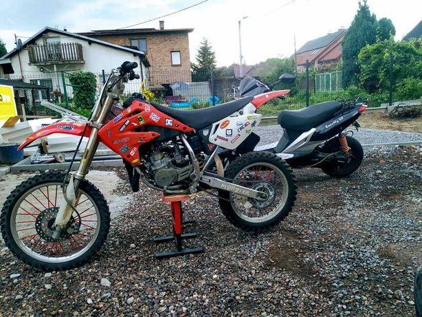 Honda cr85 04r (PO REMONCIE)
