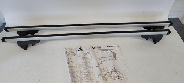 Bagażnik dachowa citroen c5 kombi sedan 01-08 nowy oryginał