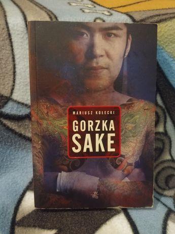 Gorzka sake - Mariusz Kołecki