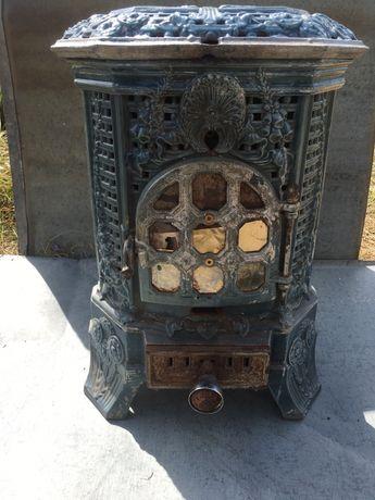 Печка антиквариат