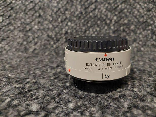 Canon extender 1.4x ii Novo troco