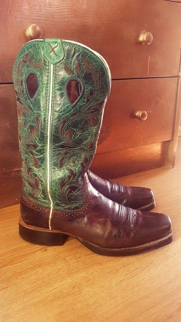 Kowbojki buty western