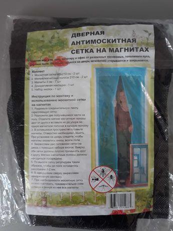 антимоскітна сітка на двері