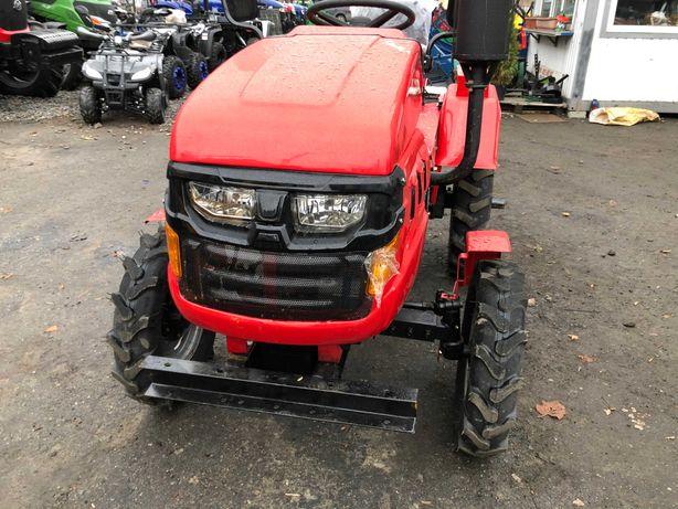 Мототрактор DW 160 LXL (15 л.с.) / минитрактор / трактор