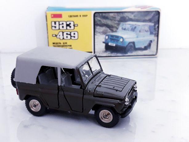Модель игрушка УАЗ-469