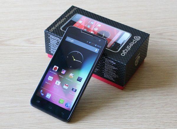 Смартфон Prestigio MultiPhone Обмен