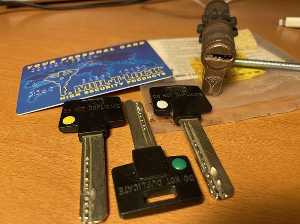 Cilindro Mul-T-Lock