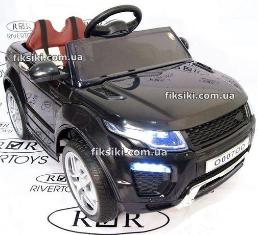 Детский электромобиль Land Rover M 3213 ЕБЛР-2, Дитячий електромоб.