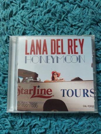 Lana Del Rey - Honeymoon Płyta CD