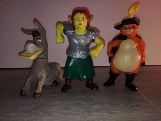Shrek - figurki