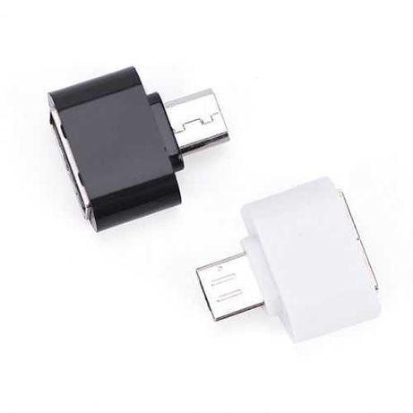 Универсальный адаптер OTG MicroUSB - USB для всех устройств ОТГ