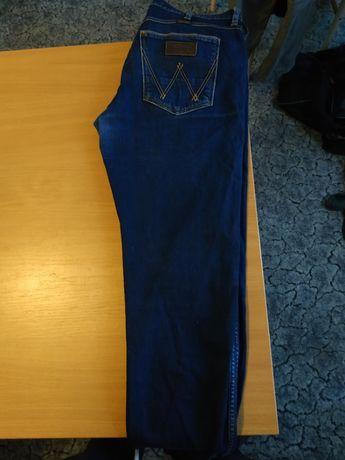 Spodnie jeansy Wrangler W33 L34