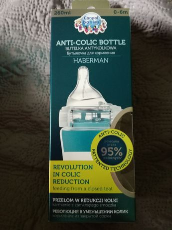 Butelka antykolkowa Canpol babies