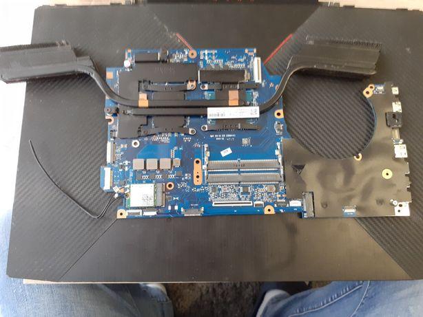 Płyta główna HP Omen G3BA N17P z procesor Intel Core i5 grafik GTX 2gb